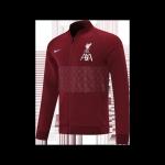 Liverpool Training Jacket 2021/22 Purplish Red