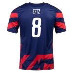 USA ERTZ #8 Away Jersey 2021/22