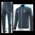 Real Madrid Training Kit 2021/22 - Gray (Jacket+Pants)