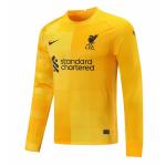 Liverpool Goalkeeper Jersey 2021/22 - Long Sleeve