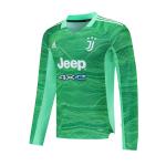 Juventus Goalkeeper Jersey 2021/22 - Long Sleeve