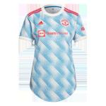 Manchester United Away Jersey 2021/22 Women
