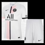 PSG Away Jersey Kit 2021/22 (Jersey+Shorts)