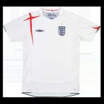 England Home Jersey Retro 2006