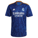 Real Madrid Away Jersey Authentic 2021/22