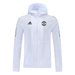 Manchester United Windbreaker 2021/22 - White