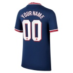 PSG Home Jersey 2021/22- UCL Custom Edition