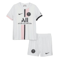 PSG Away Jersey Kit 2021/22 Kids(Jersey+Shorts)