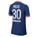 PSG Messi #30 Home Jersey Authentic 2021/22