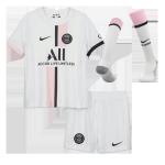 PSG Away Jersey Kit 2021/22 Kids(Jersey+Shorts+Socks)