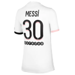 PSG Messi #30 Away Jersey Authentic 2021/22