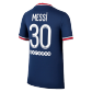 PSG Messi #30 Home Jersey 2021/22