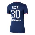 PSG Messi #30 Home Jersey 2021/22 Women