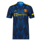 Manchester United Third Away Jersey 2021/22