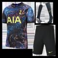 Tottenham Hotspur Away Jersey Kit 2021/22 (Jersey+Shorts+Socks)