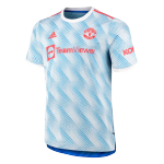 Manchester United Away Jersey Authentic 2021/22