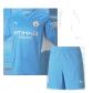 Manchester City Home Jersey Kit 2021/22
