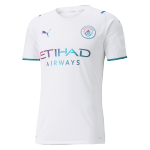 Manchester City Away Jersey Authentic 2021/22