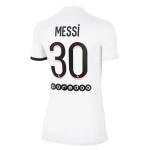PSG Messi #30 Away Jersey 2021/22 Women