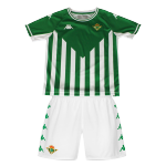 Real Betis Home Jersey Kit 2021/22 Kids(Jersey+Shorts)