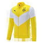 Borussia Dortmund Training Jacket 2021/22 Yellow&White