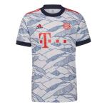 Bayern Munich Third Away Jersey 2021/22