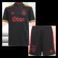 Ajax Third Away Jersey Kit 2021/22 (Jersey+Shorts)
