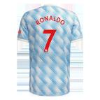 Manchester United RONALDO #7 Away Jersey 2021/22