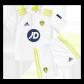 Leeds United Home Jersey Kit 2021/22 Kids(Jersey+Shorts)