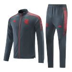 CR Flamengo Training Kit 2021/22 - Gray
