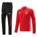 Ajax Training Kit 2021/22 - Red (Jacket+Pants)