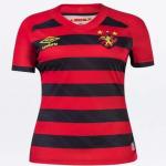 Sport Recife Home Jersey 2021/22 Women