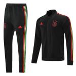 Ajax Training Kit 2021/22 - Black (Jacket+Pants)