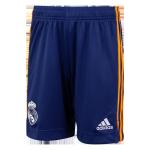 Real Madrid Away Soccer Shorts 2021/22