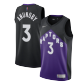 Toronto Raptors OG Anunoby #3 NBA Jersey Swingman 2021 Nike Black&Purple