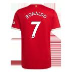 Manchester United RONALDO #7 Home Jersey 2021/22