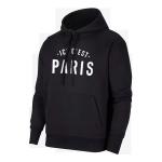 PSG Hoody Sweater 2021/22 - Black
