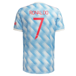 Manchester United RONALDO #7 Away Jersey 2021/22 - UCL Edition