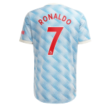 Manchester United RONALDO #7 Away Jersey Authentic 2021/22