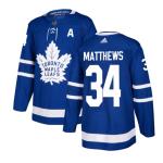 Men's Toronto Maple Leafs Leafs Matthews #34 Adidas NHL Jersey
