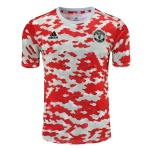 Manchester United Training Jersey 2021/22 - White&Red