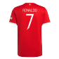 Manchester United RONALDO #7 Home Jersey 2021/22 - UCL Edition