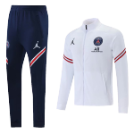 PSG Training Kit 2021/22 - White (Jacket+Pants)