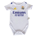 Real Madrid Home Jersey 2021/22 Baby
