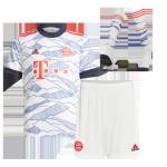 Bayern Munich Third Away Jersey Kit 2021/22 Kids(Jersey+Shorts+Socks)
