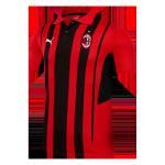 AC Milan Polo Shirt 2021/22 - Red&Black