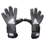 AD Black ACE Goalkeeper Gloves
