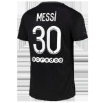 PSG Messi #30 Third Away Jersey 2021/22