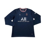 PSG Home Jersey 2021/22 - Long Sleeve