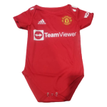 Manchester United Home Jersey 2021/22 Baby